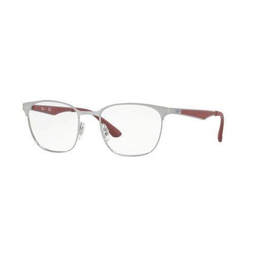 Ray-ban Okulary korekcyjne rx6356 active lifestyle 2880