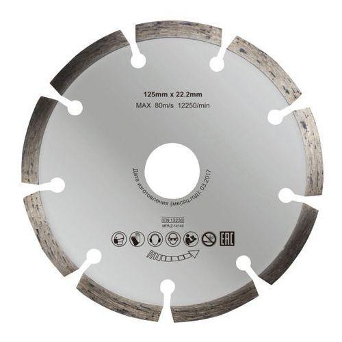 Opp Tarcza diamentowa segmentowa 125 mm (3663602811725)