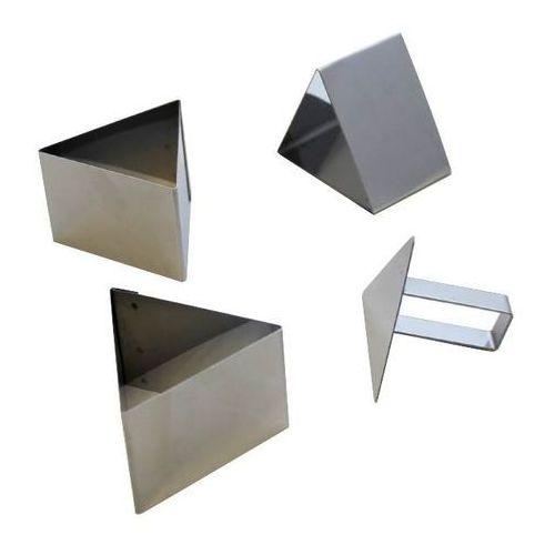 Komplet 3 stalowych rantów trójkątnych z dociskaczem tom-gast t-18-501 marki Tom gast