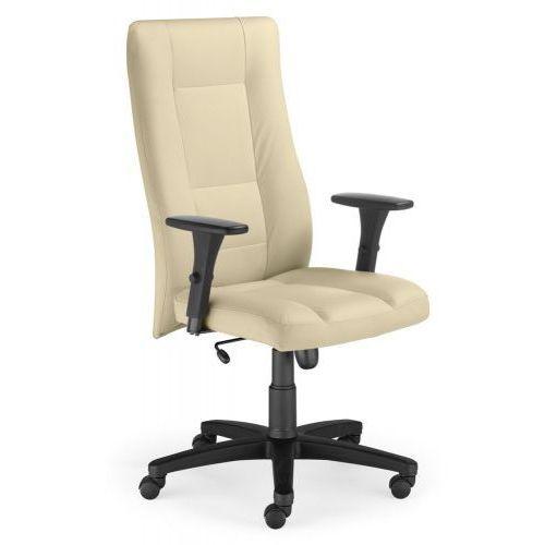 Nowy styl Fotel gabinetowy invitus ii r17j ts07 - biurowy, krzesło obrotowe, biurowe