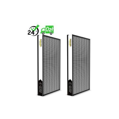 Filtr uniwersalny (2szt) solution do oczyszczacza powietrza af100 doradztwo => 794037600, gwarancja 2 lata, spokój i bezpieczeństwo marki Karcher