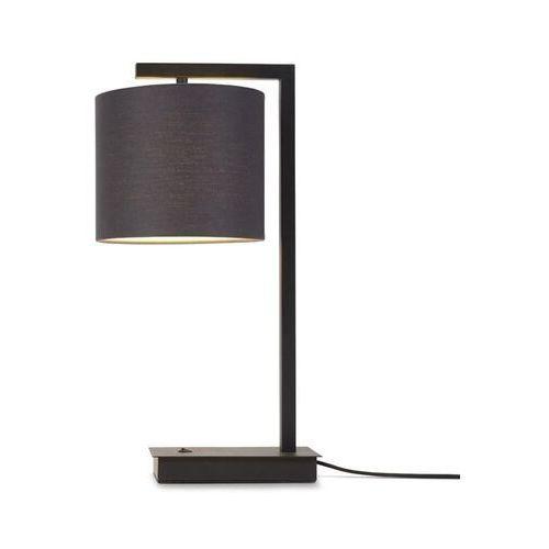 It's about romi lampa stołowa boston 44cm, czarna boston/t/b/1815 (8716248081726)