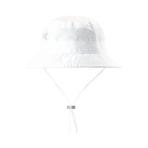 Kapelusz przeciwsłoneczny Reima UV Tropical biały - biały, kolor biały