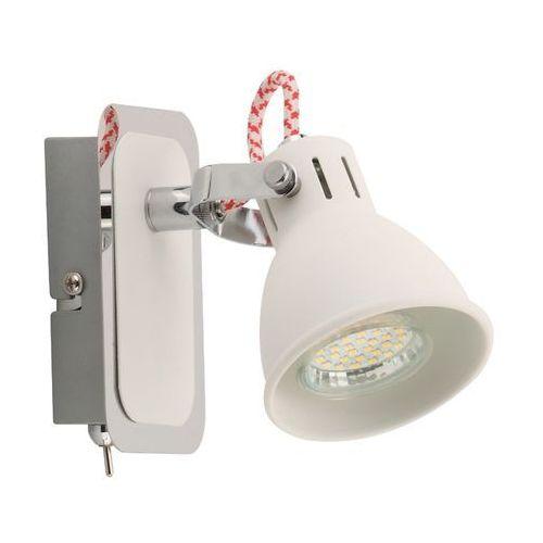 LAMPA WEWNĘTRZNA KINKIET RAVA SPOT TCK100008-1 ZUMA LINE ** RABATY w sklepie **, CK100008-1