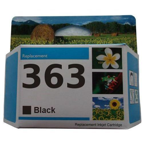 zastępczy atrament HP 363 [c8721ee] black 100% nowy, Z-C8721EE