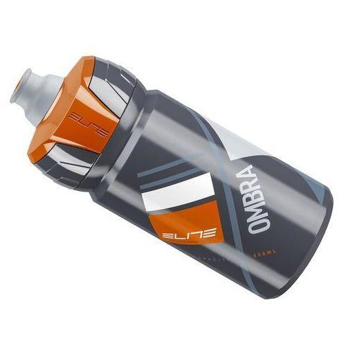 Elite Bidon ombra pomarańczowy-szary / pojemność: 550 ml