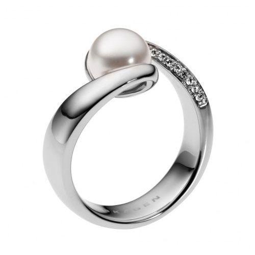 Skagen Biżuteria - skj0091 pierścionek skj0091040 - sale -30% (4051432915437)