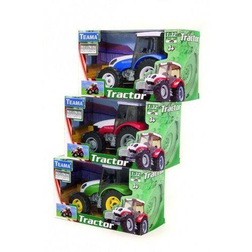 Teama toys Teama traktor 1:32 ver1 czerwony