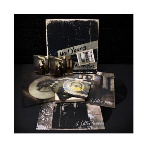 A Letter Home (Limited Edition) (9xWinyl+CD+DVD) - Neil Young