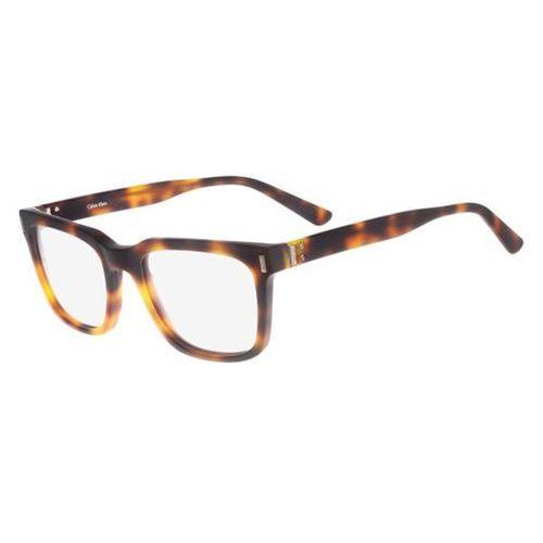 Calvin klein Okulary korekcyjne  ck8518 218