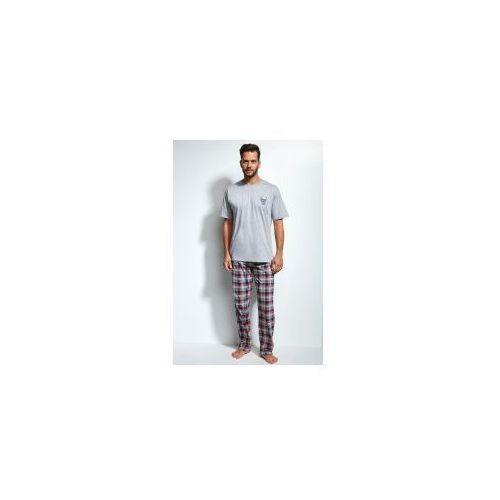 Bawełniana piżama męska 134/112, Cornette