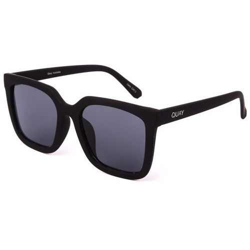 Okulary słoneczne quay australia qu-000159 genesis blk/smk marki Quay australia