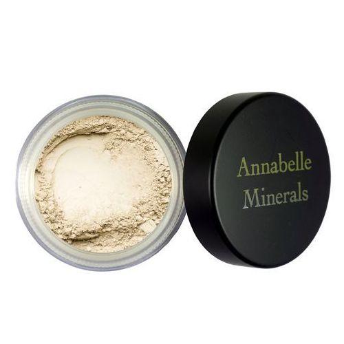Annabelle minerals - mineralny podkład matujący - 10 g : rodzaj - golden dark