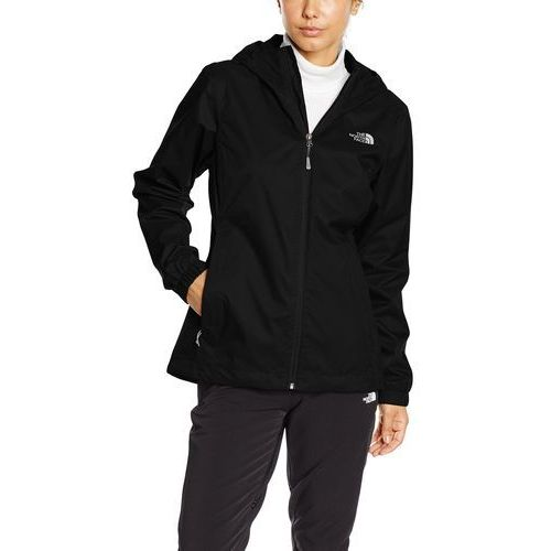 The North Face QUEST JACKET Kurtka hardshell black, poliester