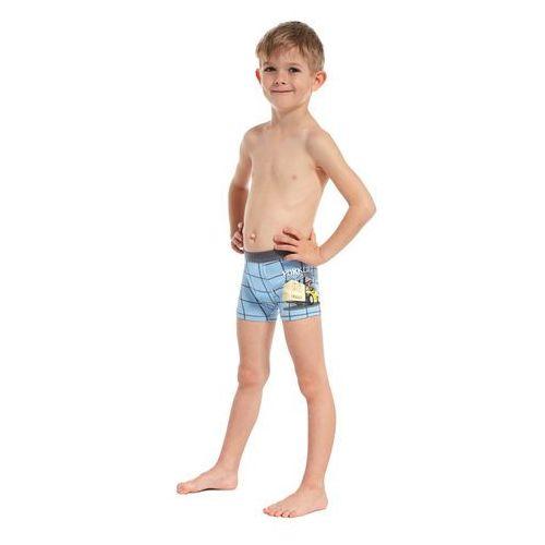 Bokserki kids 701/57 forklift 2 n 98-104, niebieski. cornette, 122-128, 110-116, 98-104 marki Cornette