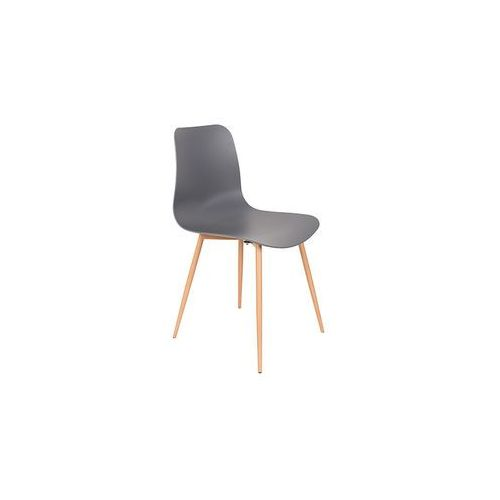 Orange Line Krzesło LEON szare 1100305 1100305, kolor szary