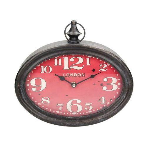 Dekoria Zegar ścienny The New Era II 28x27cm, 28 × 6,5 × 27 cm