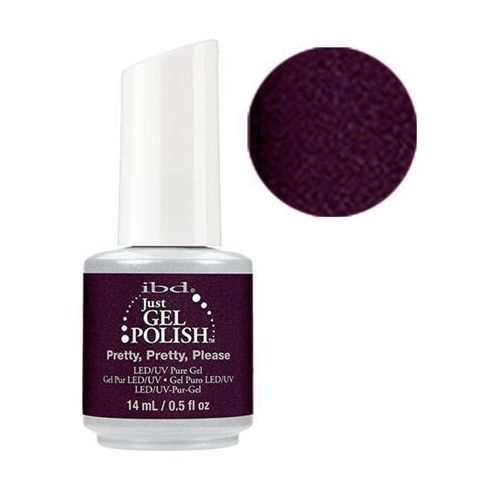 Ibd  imperial affair pretty, pretty, please 14ml - pretty, pretty, please