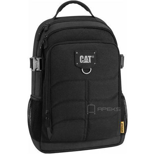 Caterpillar KENNETH plecak na laptop 15,6'' CAT / Black - Black (5711013045906)