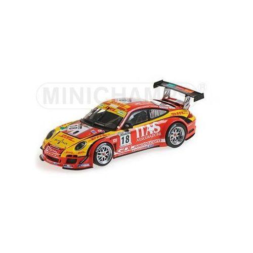 Minichamps Porsche 911 gt3 r de lorenzi - darmowa dostawa od 199 zł!!! (4012138110427)