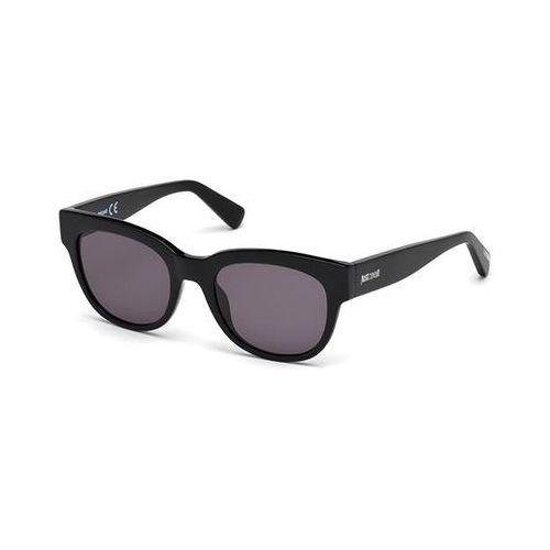Just cavalli Okulary słoneczne jc 759s 01b