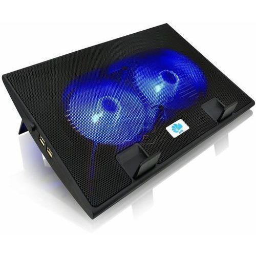Aab cooling nc35 podstawa pod laptopa - schwarz (5907734796757)