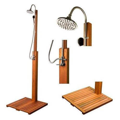 Stilista prysznic ogrodowy cascata sauna basen marki Stilista ®
