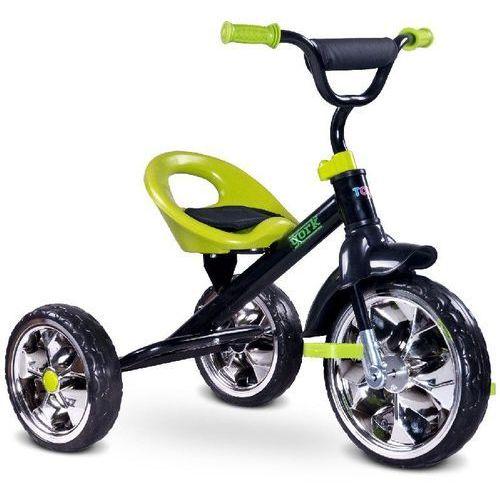 Rowerek trójkołowy toyz york zielony + darmowy transport! marki Caretero