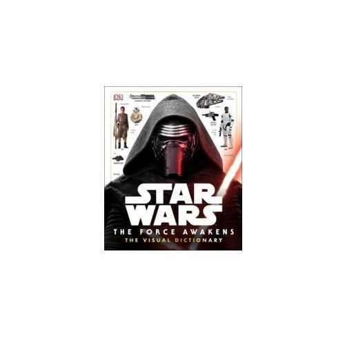 Star Wars The Force Awakens Visual Dictionary (9780241198919)