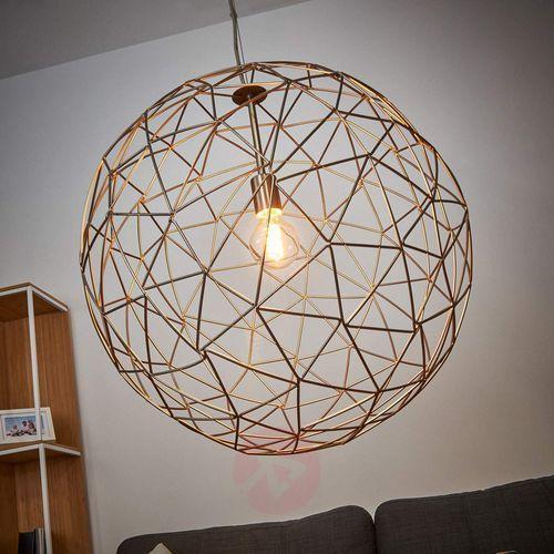 Sompex lampa wisząca CAGE satyna 79922