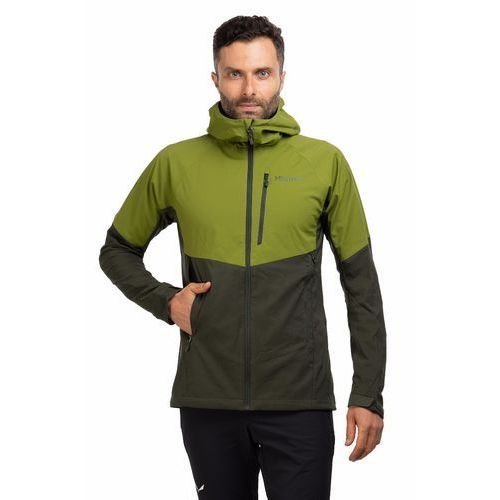 KURTKA MĘSKA ROM - CALLA GREEN/ROSIN GREEN, kolor zielony