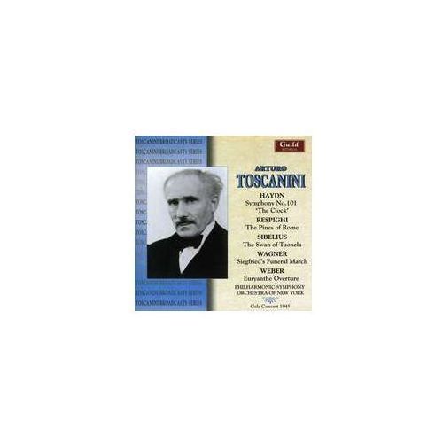 Guild Haydn / respighi / sibelius / w
