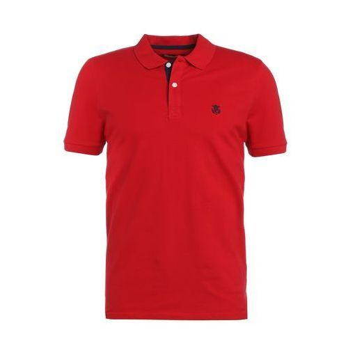 Selected Homme SHDARO EMBROIDERY Koszulka polo true red, w 3 rozmiarach