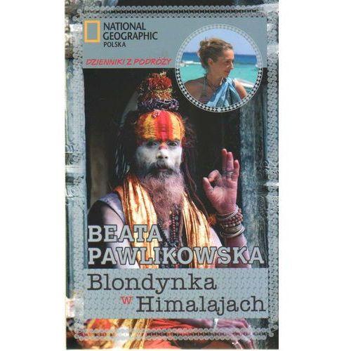 Blondynka w Himalajach (opr. miękka)