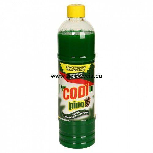Uniwersalny skoncentrowany środek czyszczący codi pino - marki Finclub