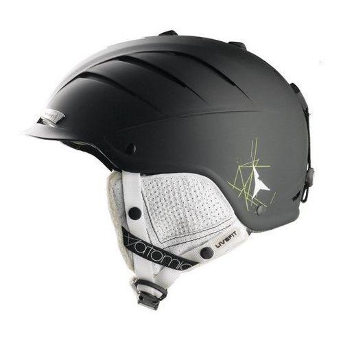 Damski kask narciarski  affinity lf black s (53-56 cm) wyprodukowany przez Atomic
