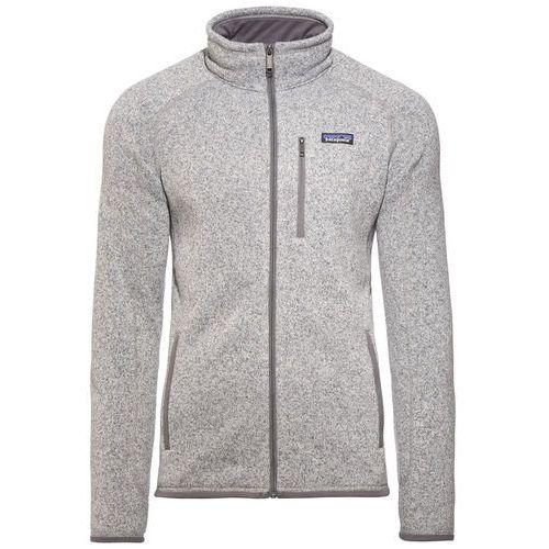 Patagonia better sweater kurtka mężczyźni szary s 2019 kurtki wspinaczkowe
