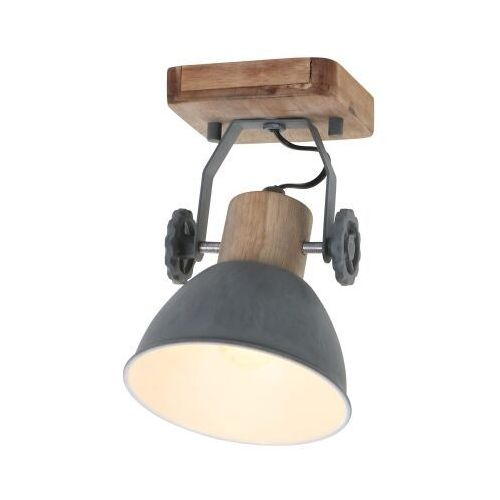gearwood reflektor siwy, 1-punktowy - - obszar wewnętrzny - gearwood - czas dostawy: od 2-3 tygodni marki Steinhauer