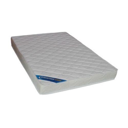 Materac piankowy zeus marki - 15 cm grubości - 140 × 190 cm marki Dreamea