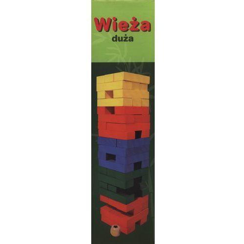 OKAZJA - Albi Wieża duża kolorowa
