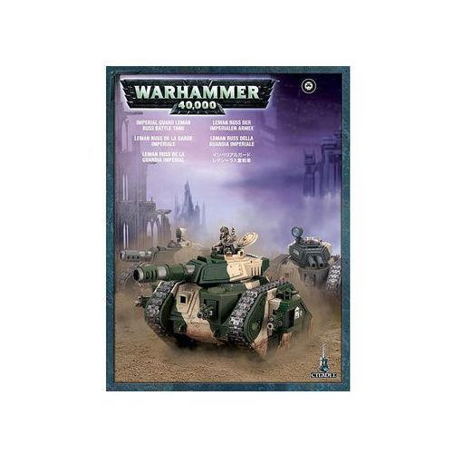 Astra Militarum Leman Russ Battle Tank (47-06) GamesWorkshop 99120105048