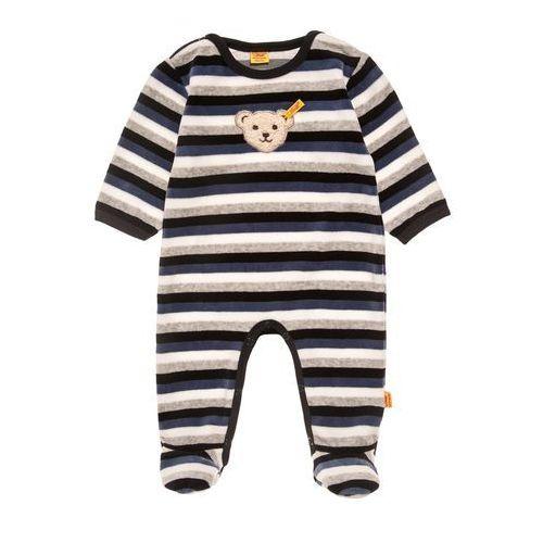 Steiff Collection Śpioszki moonlight blue/blue, towar z kategorii: Body niemowlęce