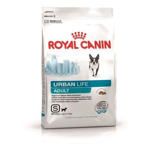 Royal canin  urban life adult small dog 3kg (3182550838139)