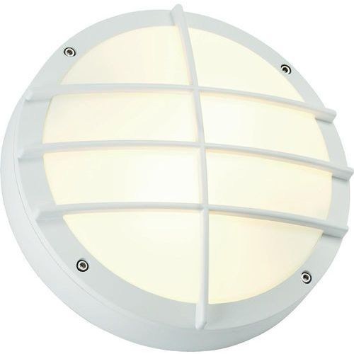 Elegancka zewnętrzna lampa ścienna BULAN GRID (4024163110945)