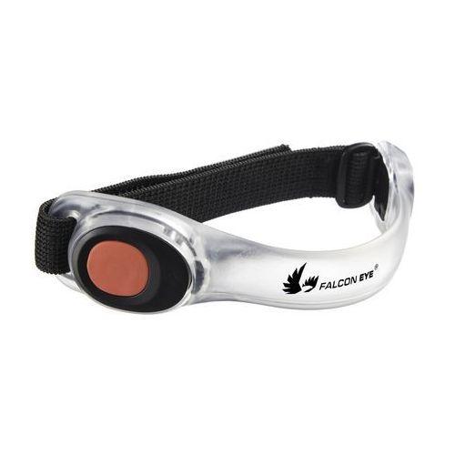 Opaska odblaskowa, Falcon Eye, LED, bateryjna Mactronic