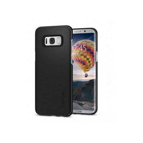 Spigen Samsung galaxy s8 plus - etui na telefon thin fit - black