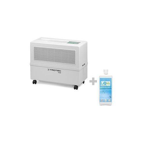 Trotec Nawilżacz powietrza b 500 bezprzewodowy + liqvit 1000 ml
