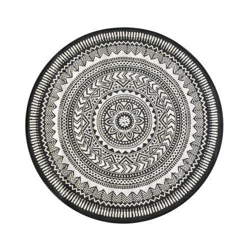 Dywan ETHNIC szary 120 x 120 cm wys. runa 0 mm BALTA RUGS (5415278496687)
