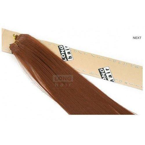 Włosy na zgrzewy syntetyczne - kolor: #350 - 20 pasm marki Longhair