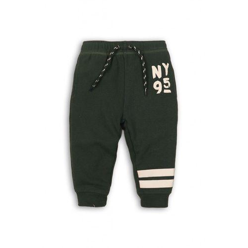 Spodnie niemowlęce dresowe 5m35a7 marki Minoti